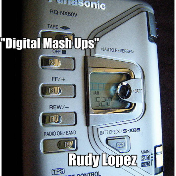 """Digital Mash Ups"" cover art"