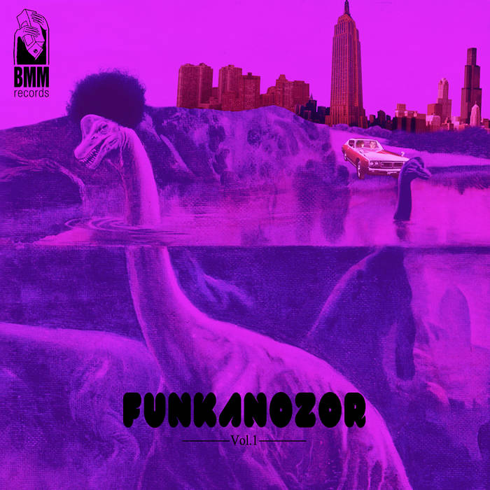 Mixtape FUNKANOZOR vol.1 cover art