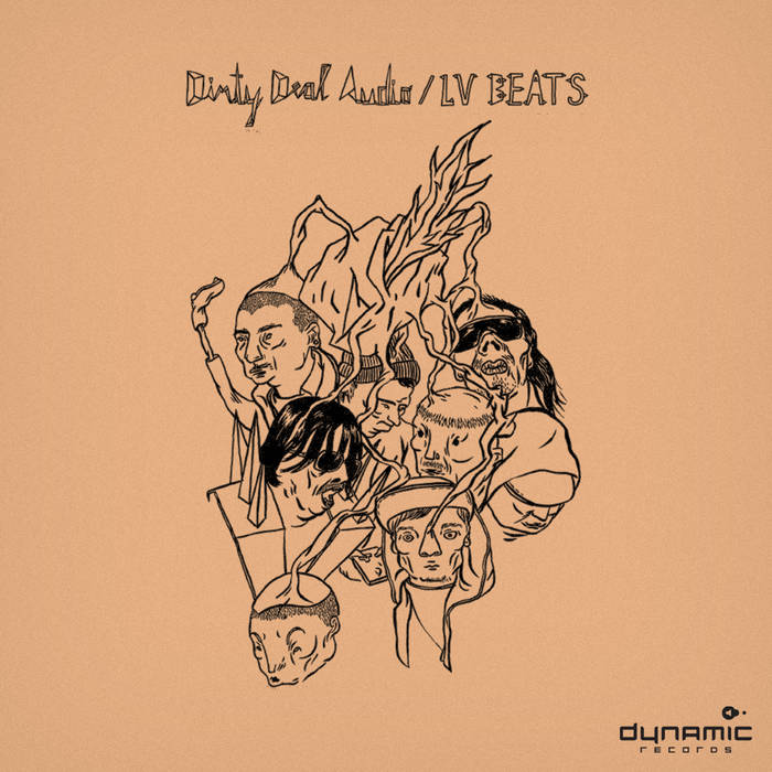 DDA\VA I (LV Beats) cover art