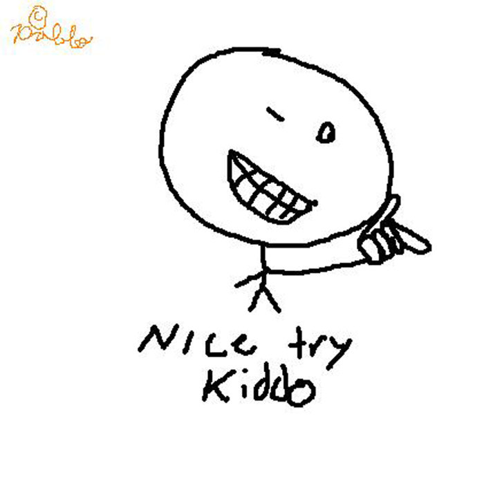 The Nice Try cover art