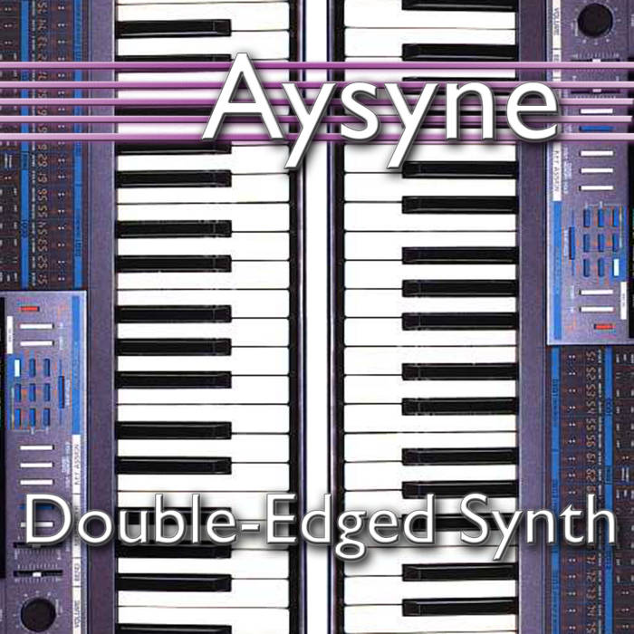 Double-Edged Synth cover art