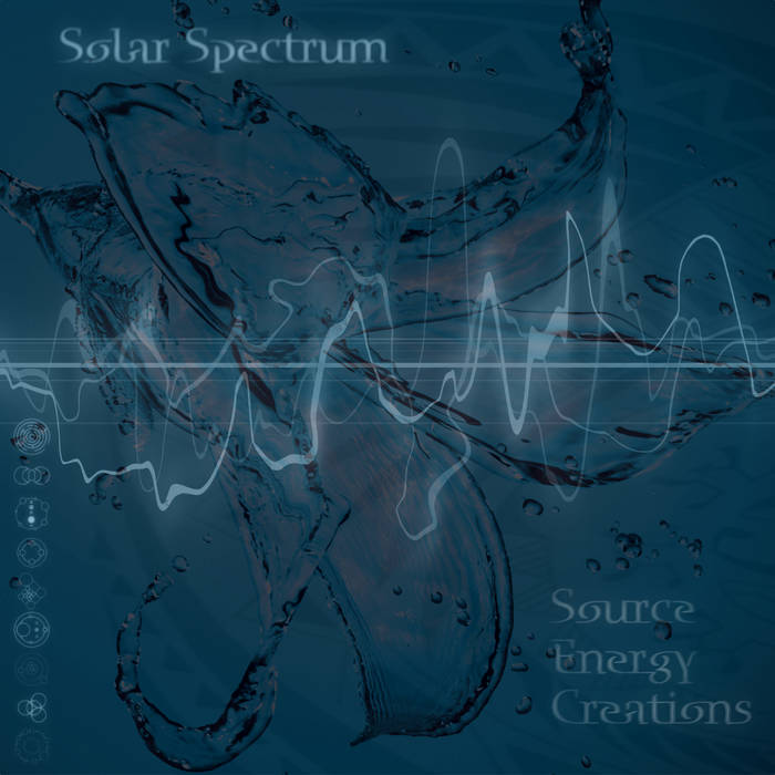 3rd Album - Source Energy Creations cover art