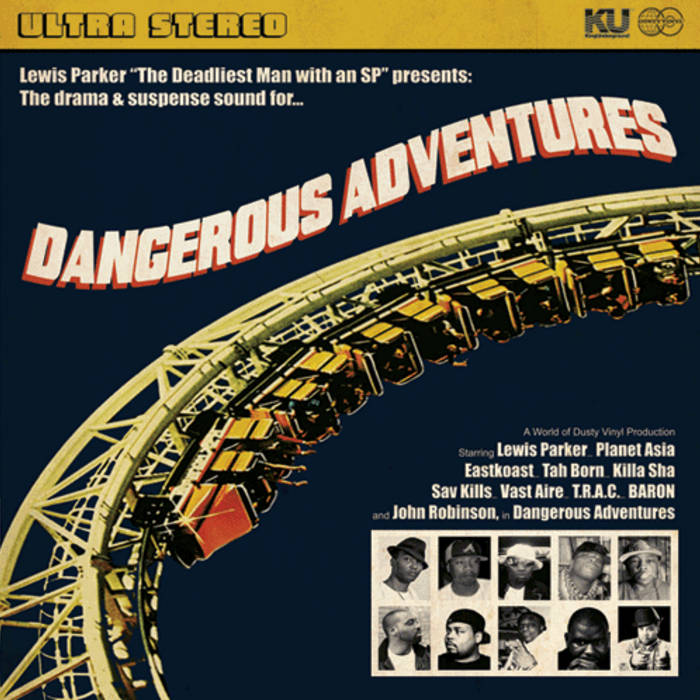 Dangerous Adventures cover art