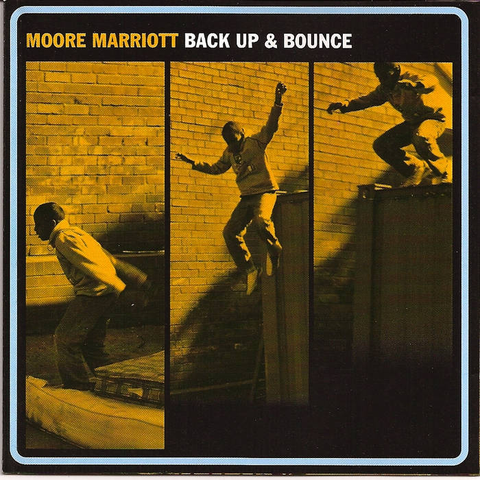 Back Up and Bounce cover art