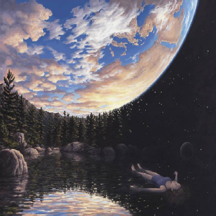 Floating cover art