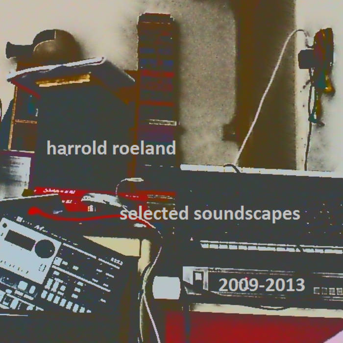 selected electronic compositions 2009-2013 cover art
