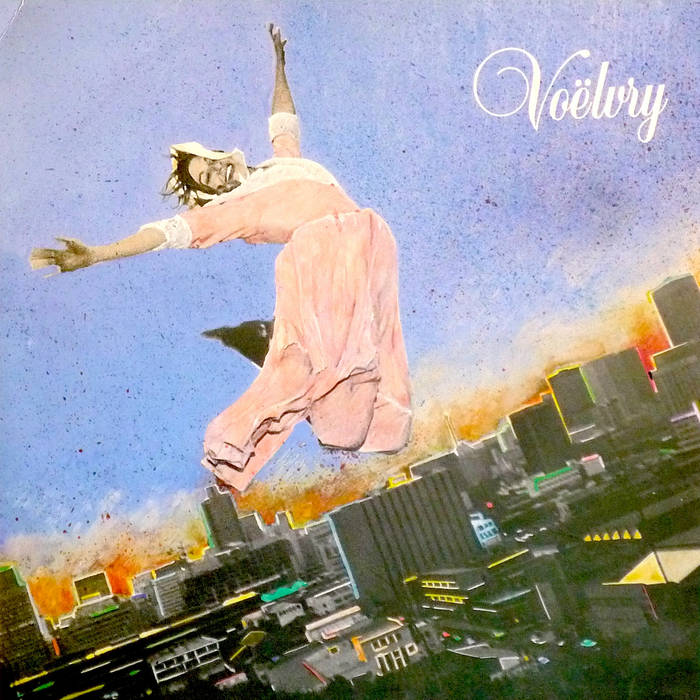 Voelvry cover art