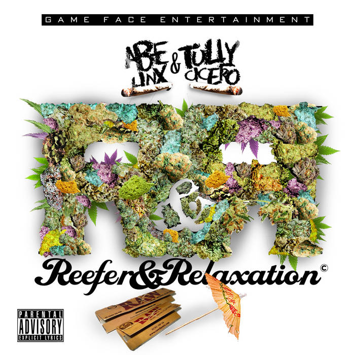 """Reefer & Relaxation"" cover art"