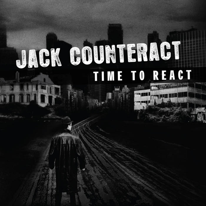 Time To React cover art