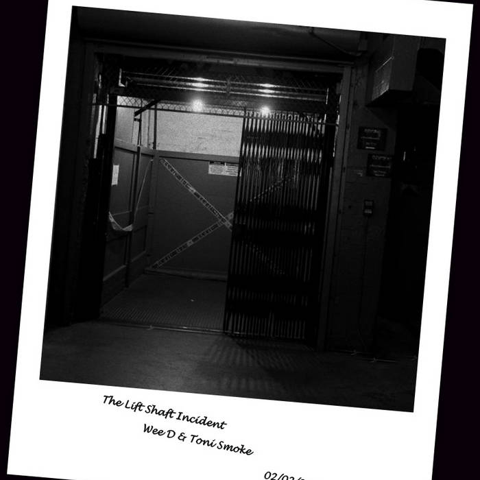 The Lift Shaft Incident cover art