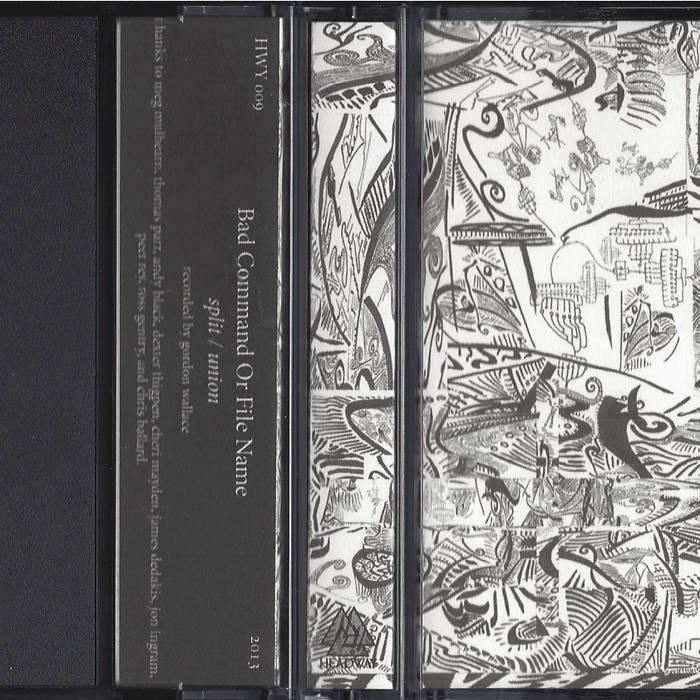 Split / Union cover art