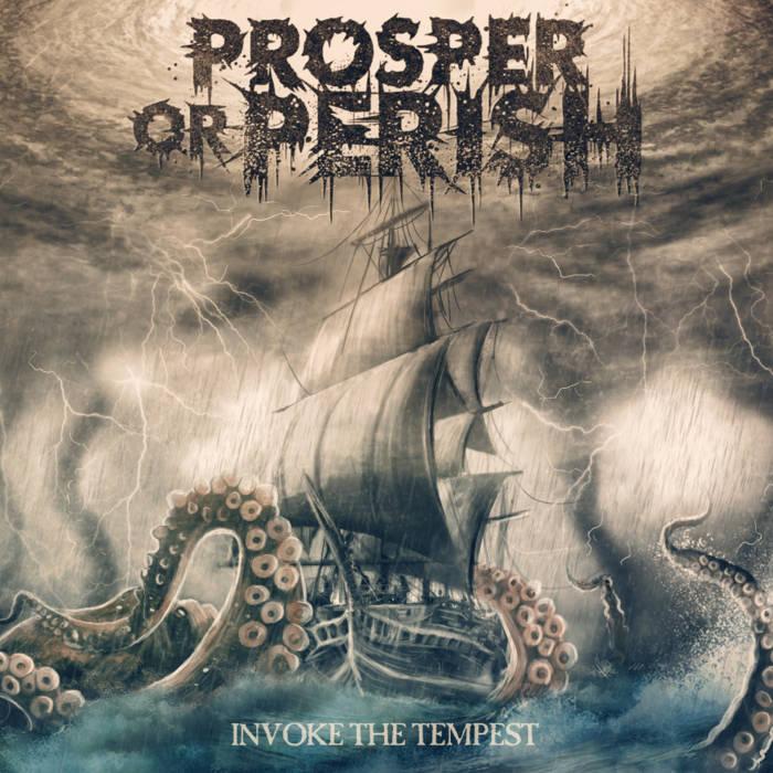 Invoke The Tempest cover art