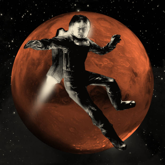 Waking Mars cover art