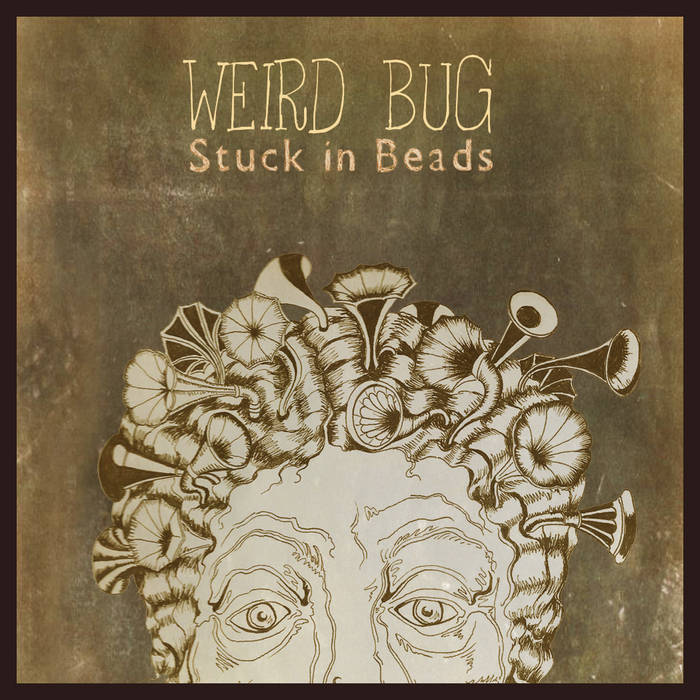 Stuck in Beads E.P. cover art