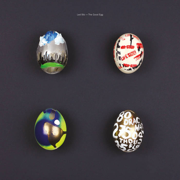 The Good Egg cover art