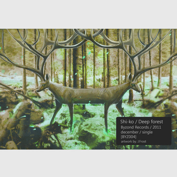 Shi-ko - Deep forest [BYZ004] = First100 free dL is over! cover art