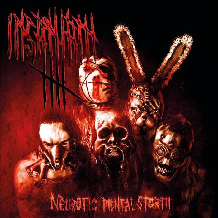 Neurotic Mental Storm (2015) cover art
