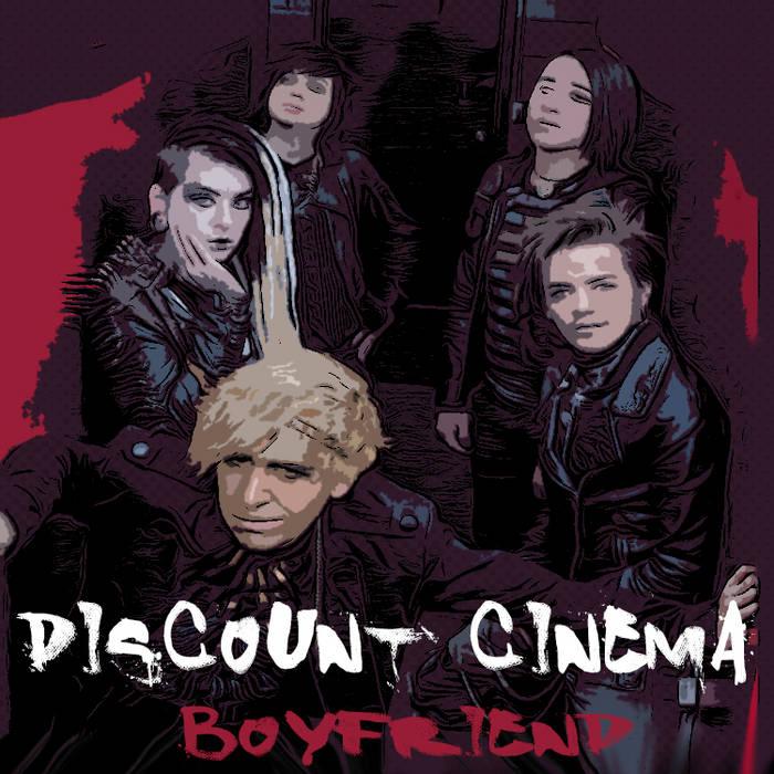 Boyfriend cover art