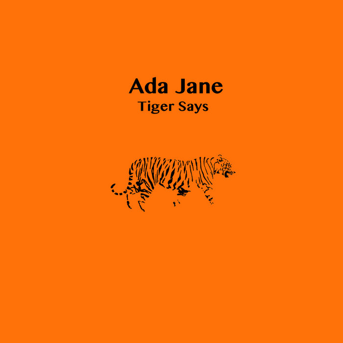 Tiger Says cover art