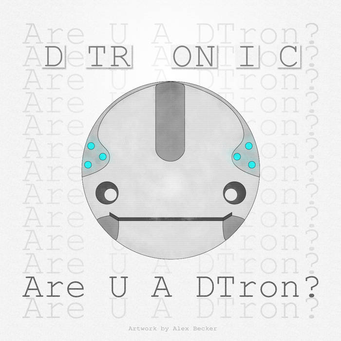 Are U A DTron cover art