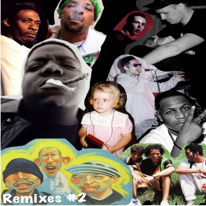 Remixes #2 cover art