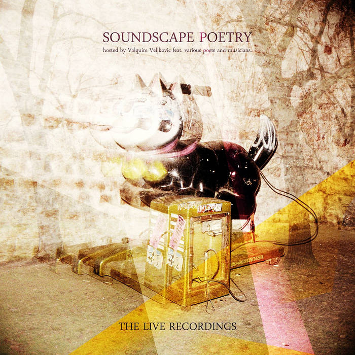 SOUNDSCAPE POETRY live cover art