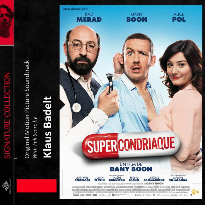 Supercondriaque (Original Score) cover art