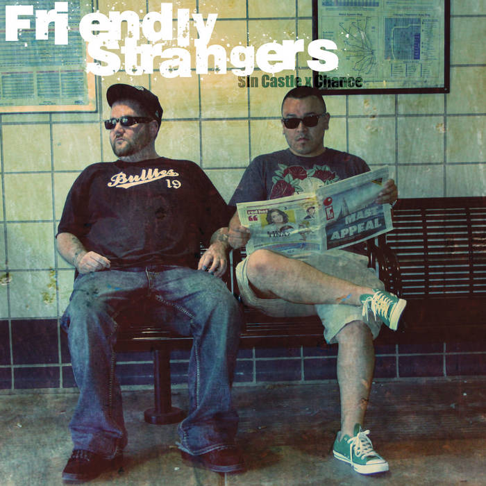 Friendly Strangers cover art