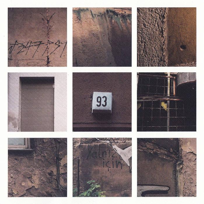 93 Instrumentals cover art