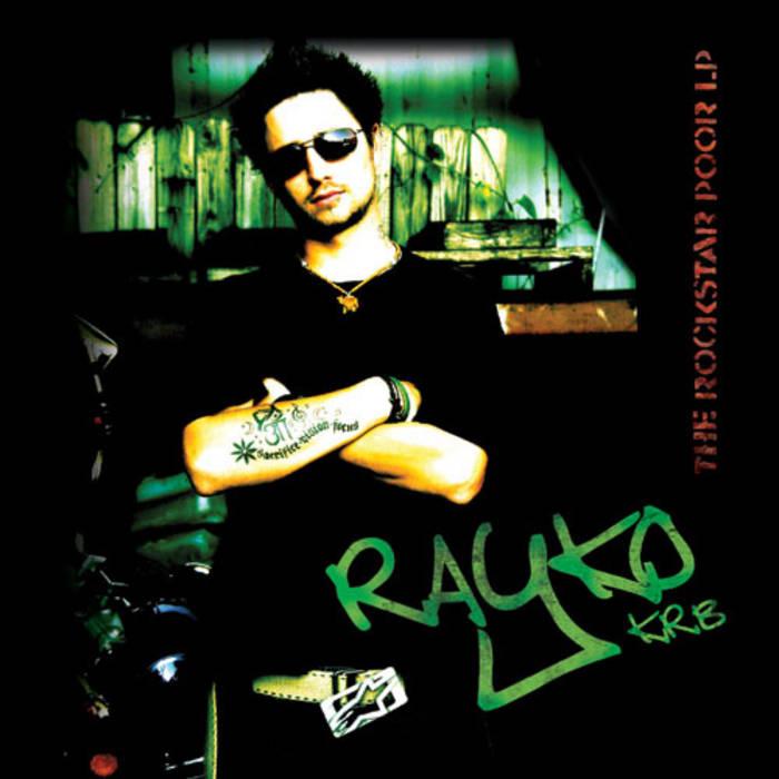 The RockStar Poor LP cover art