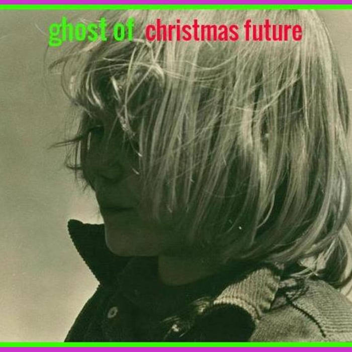 ghost of christmas future cover art