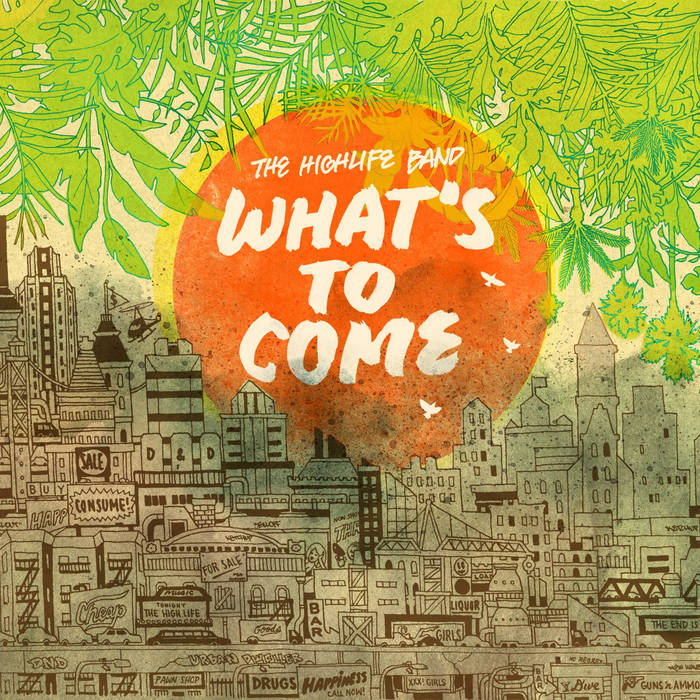 What's To Come cover art