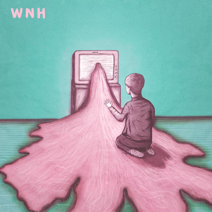 Voodoo/Stay Weird cover art