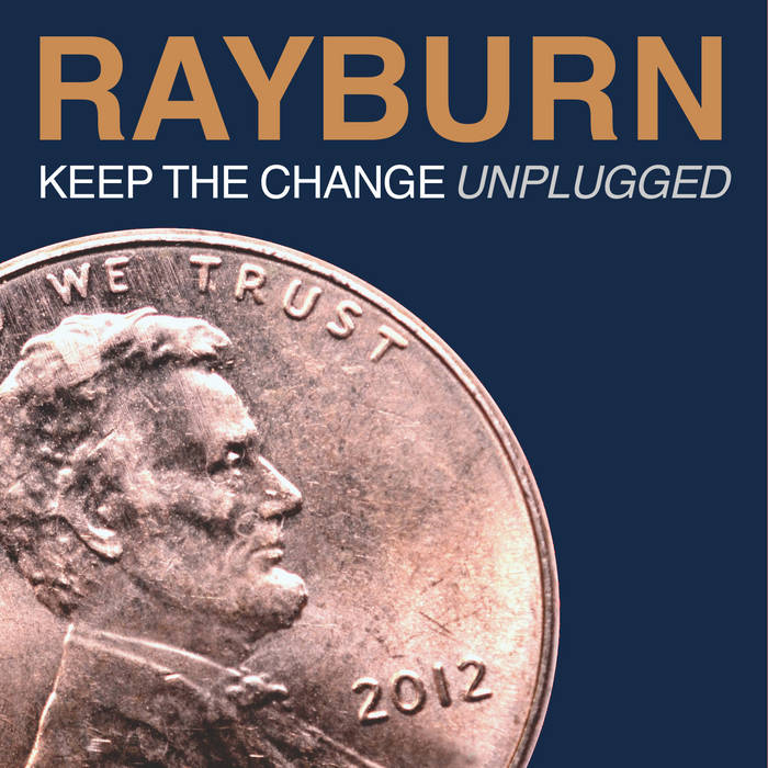 Keep The Change - Unplugged cover art