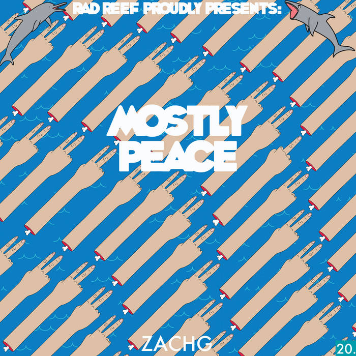 Mostly Peace cover art