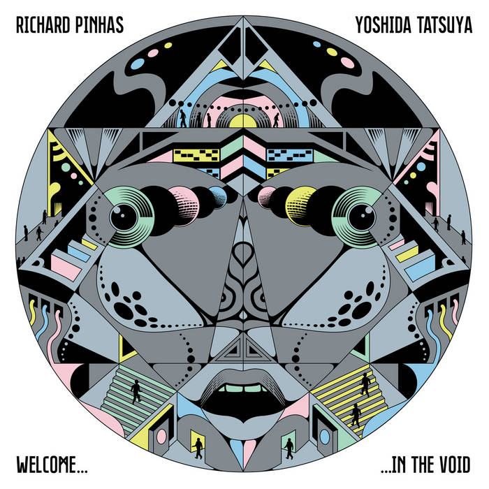 Welcome In The Void cover art