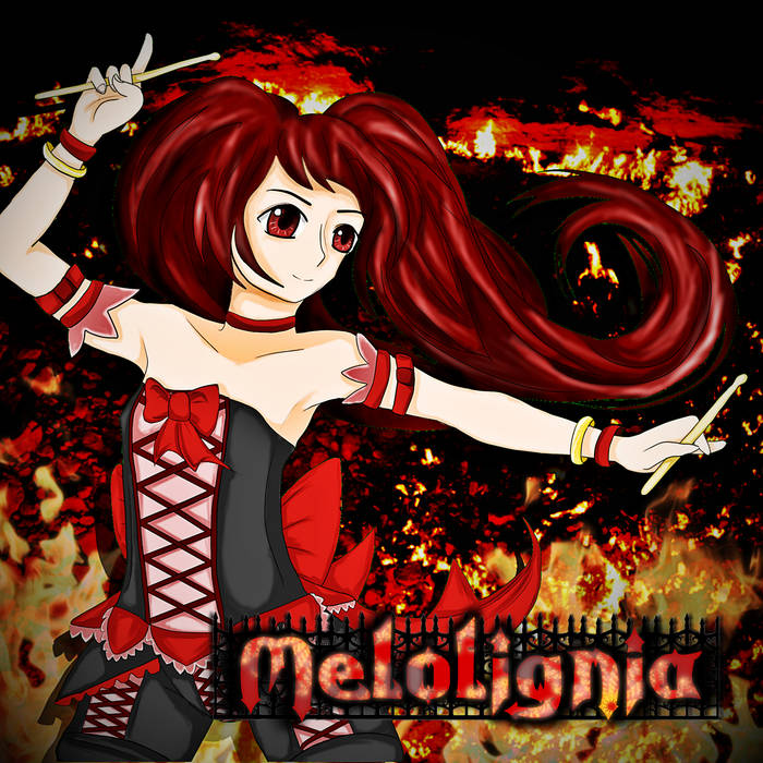 Melolignia cover art