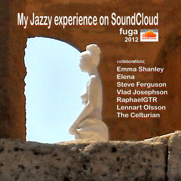 My Jazzy experience on SoundCloud 2012 cover art