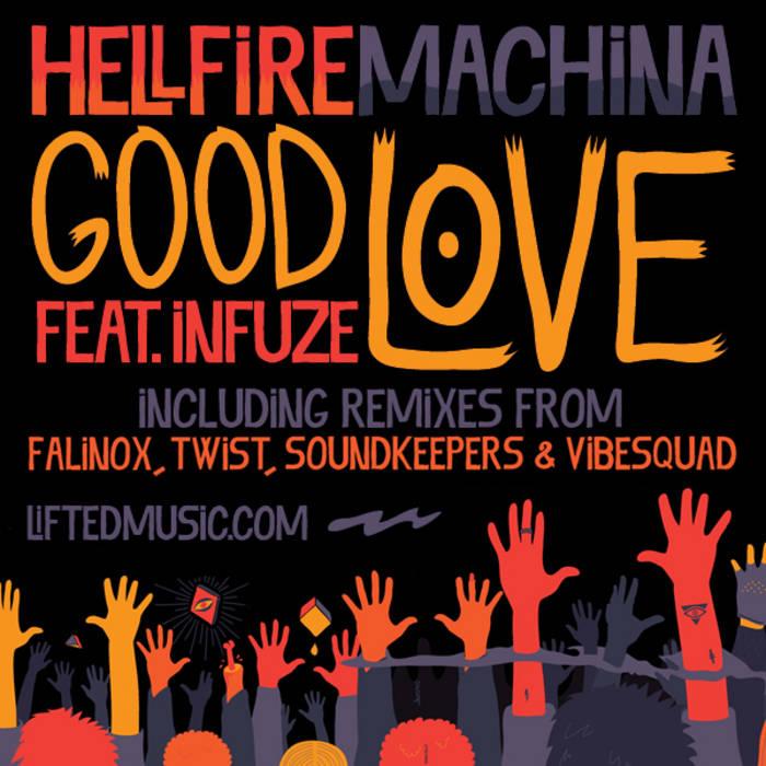 Good Love EP cover art