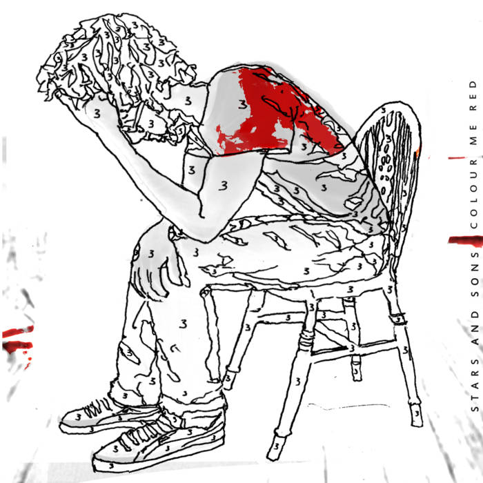 Colour Me Red cover art