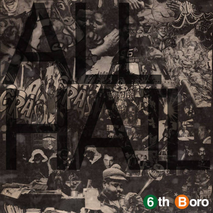 All-Hail cover art
