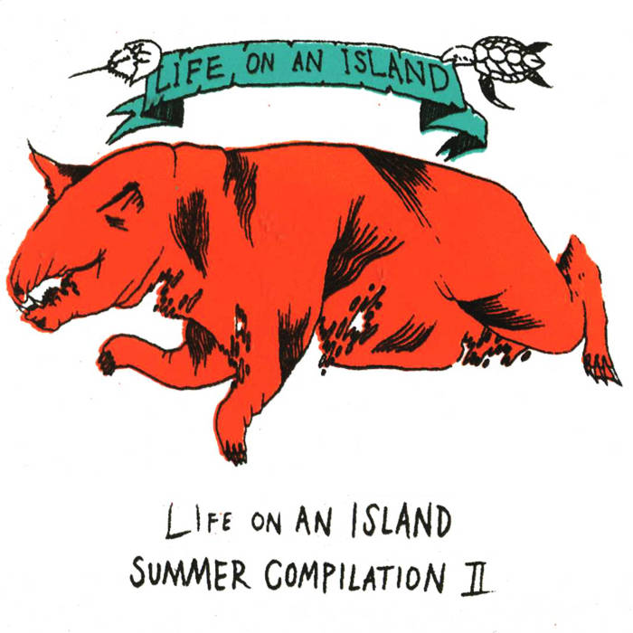 Life On an Island Summer Compilation  vol.2 cover art