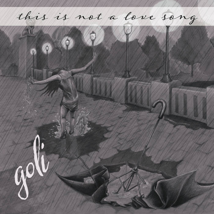 this is not a love song cover art