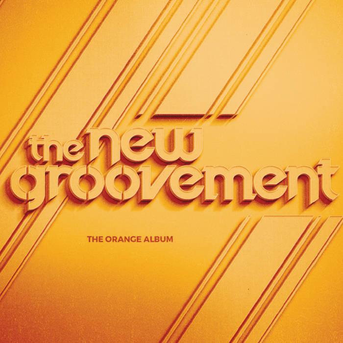 The Orange Album cover art