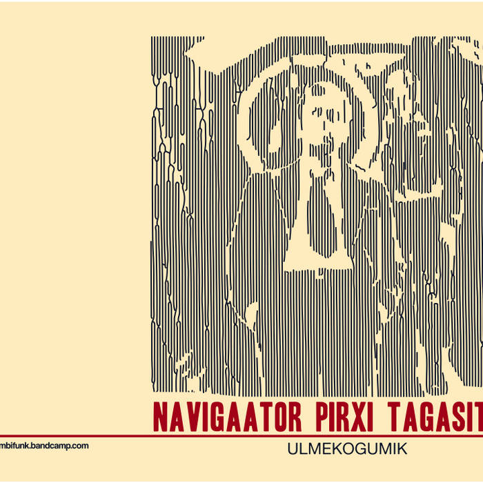 AF002 - Navigaator Pirxi tagasitulek cover art