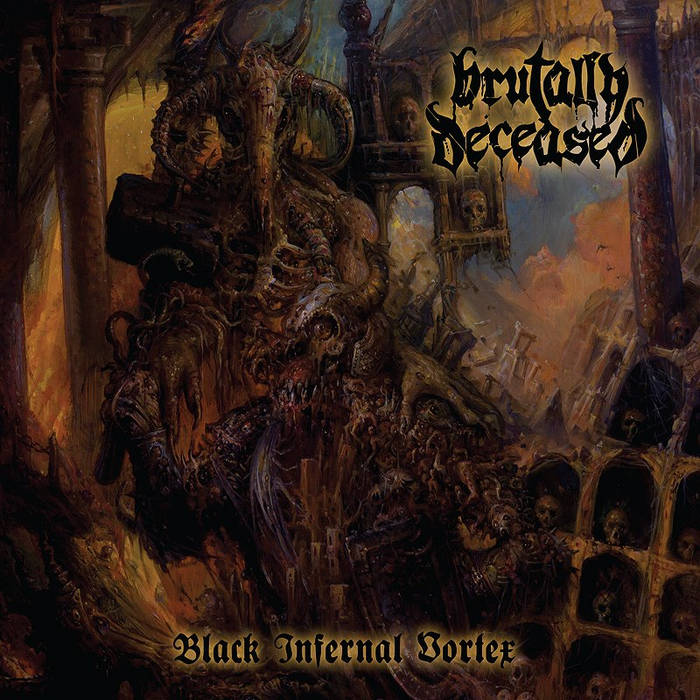 Black Infernal Vortex cover art