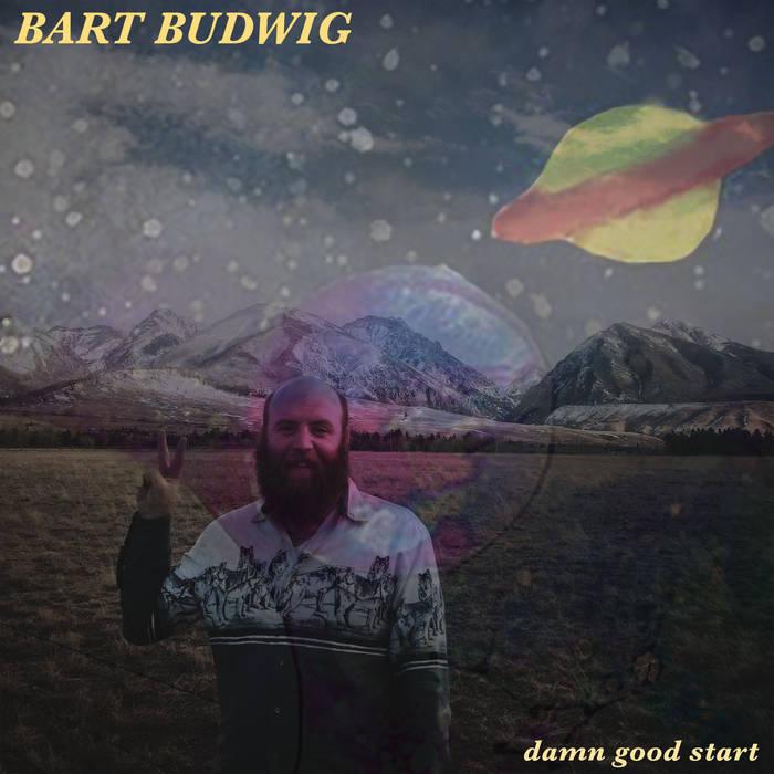 Damn Good Start (single) cover art