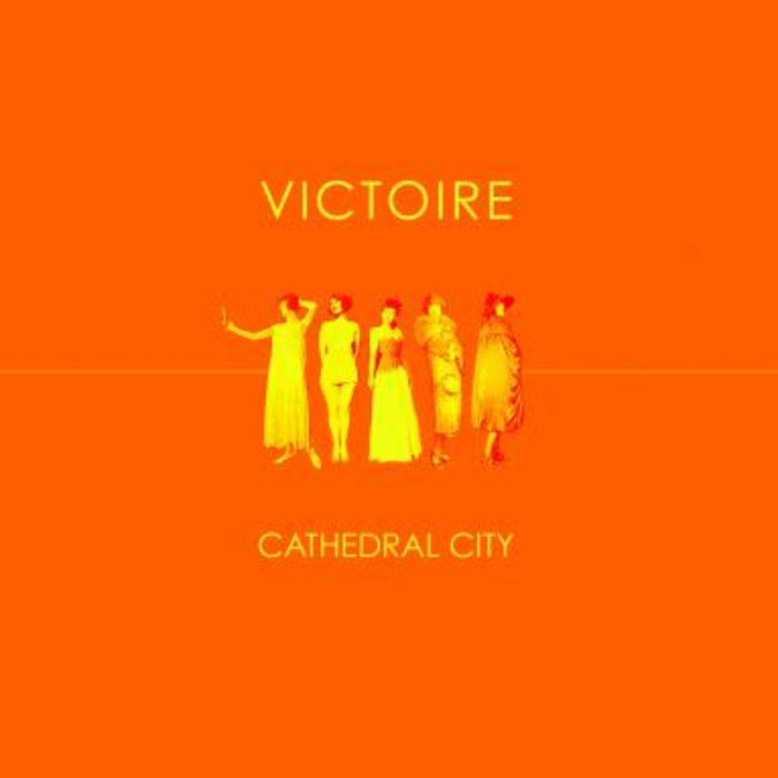 Cathedral City cover art