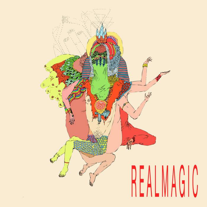 R E A L M A G I C cover art