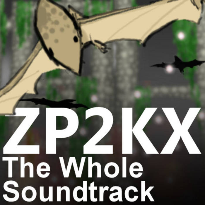 ZP2KX: The Whole Soundtrack cover art
